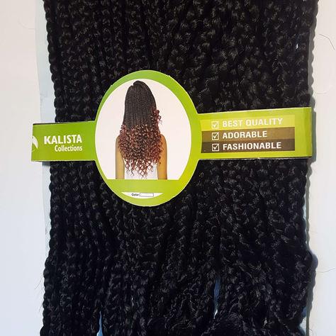 Kalista Crochet Box Braids