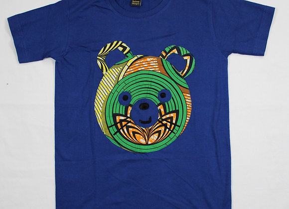 Animal Print Ankara T-shirts
