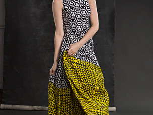 Nine Lives of Your African Wax Print