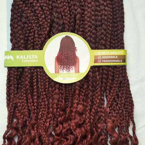 Kalista Crochet Braids