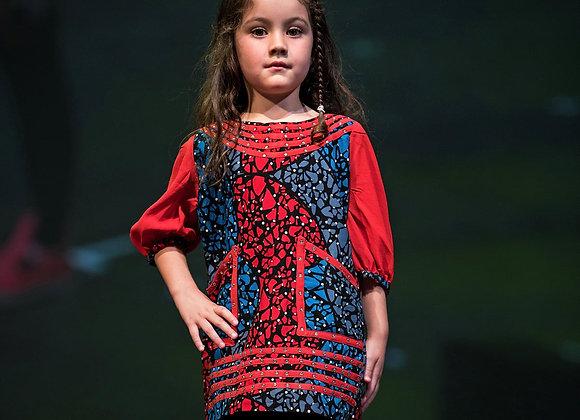 Chiasoka Dress Top