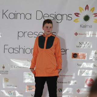 Orange and Black Long Sleeve Top 1jpg.jp