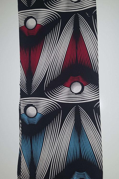 African Print Head Scarf/Wrap