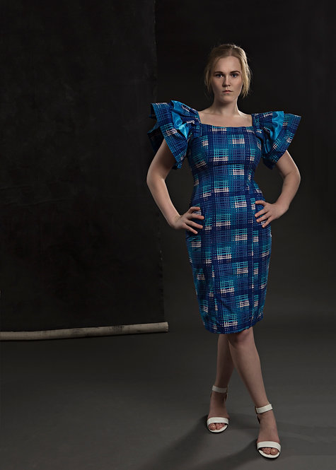Kufre Pencil Dress