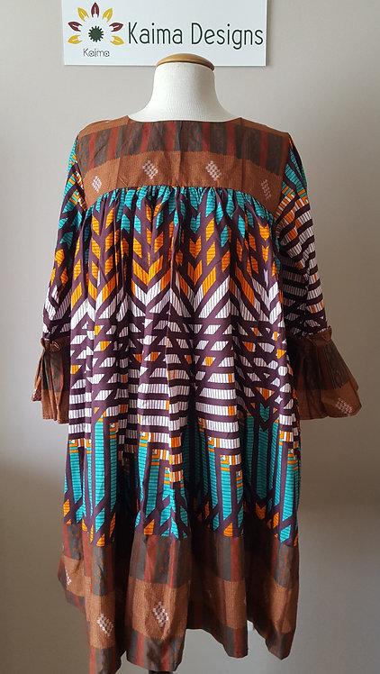 Moroti Empire Dress