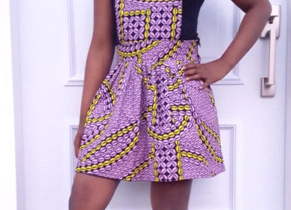 Obioma Pinafore Dress