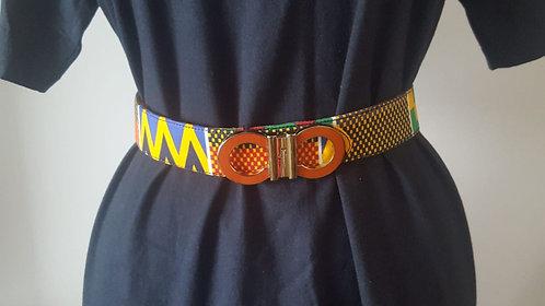 Kente Belt