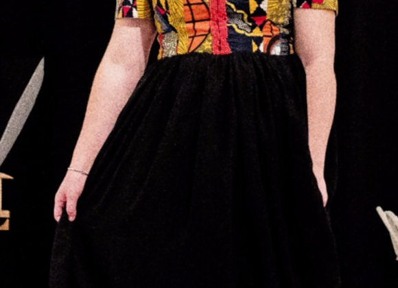 Osarogie Evening Dress