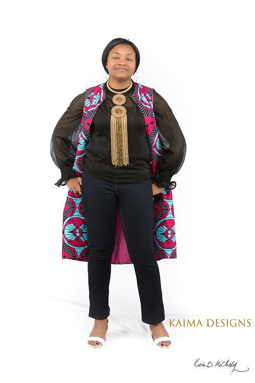 Kubra Kimino Outfit