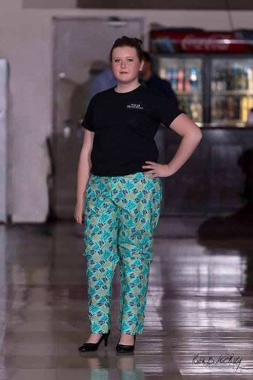 Adesuwa Green Pants