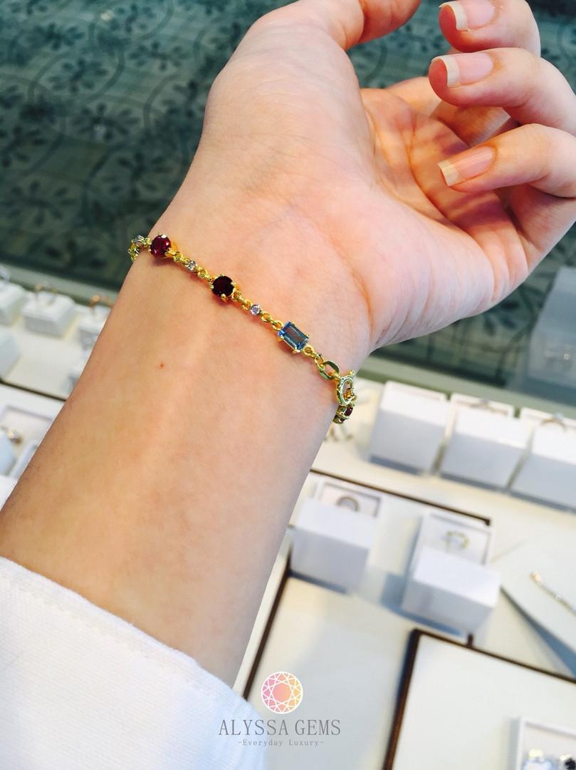 Serendipity x Pastel Bracelet
