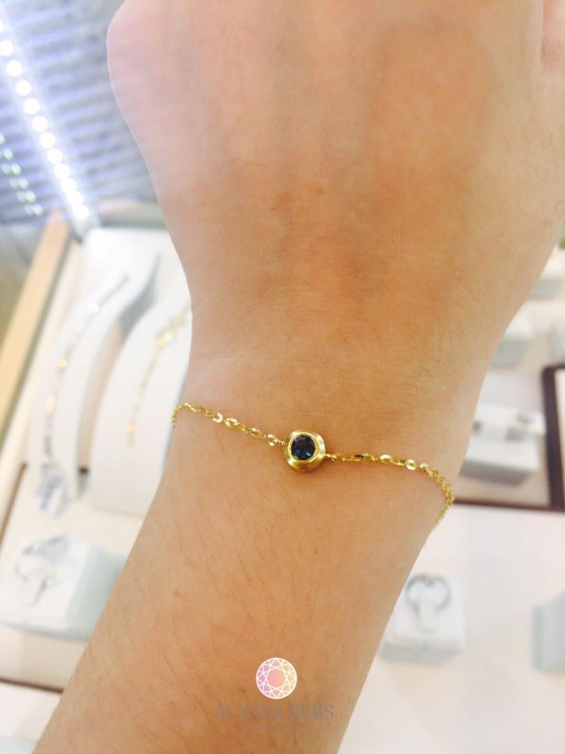 Serendipity x Button Bracelet
