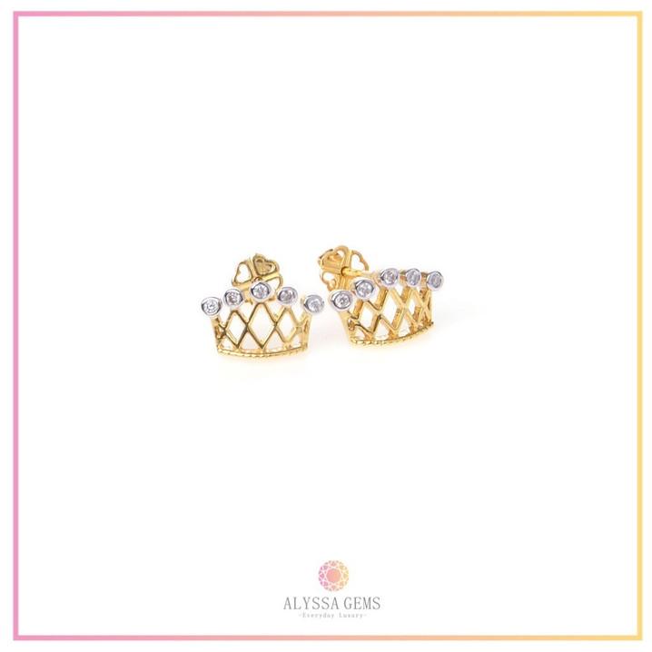Corona Earring