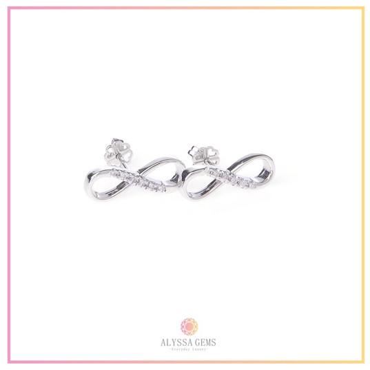 Infinity Earring