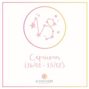 Alyssa Gems Horo Corner - 2020