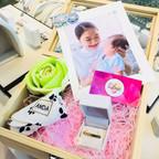 ข้อมือ Alyssa Gems Name Tag  แบบ Box Set