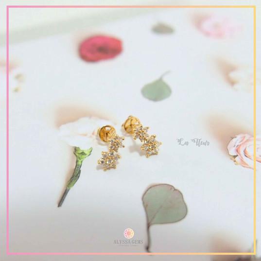 La Fleur Earring