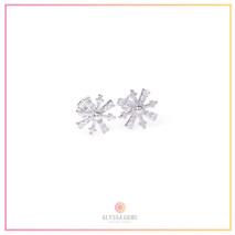 Snow Flake Earring