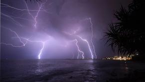 Heavy Storm Activity On The Way