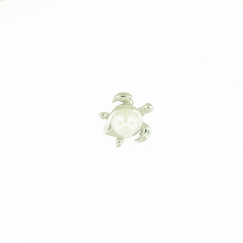 Turtle Pearl Necklace