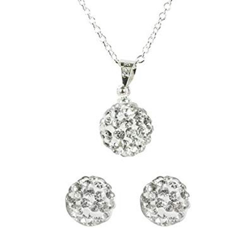 Swarovski Crystal Circle Set