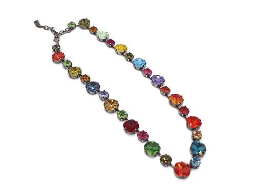 Swarovski Multi - Color Necklace