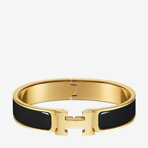 Thin Gold Stainless Steel Bracelet