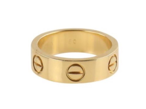 Stainless Steel Thick Ring