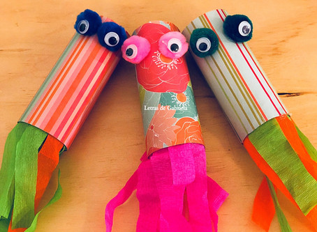 Dragones de papel | DIY