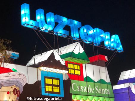 Luztopía |Recomendación fin de semana en Monterrey
