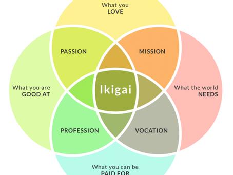 What's my Ikigai?