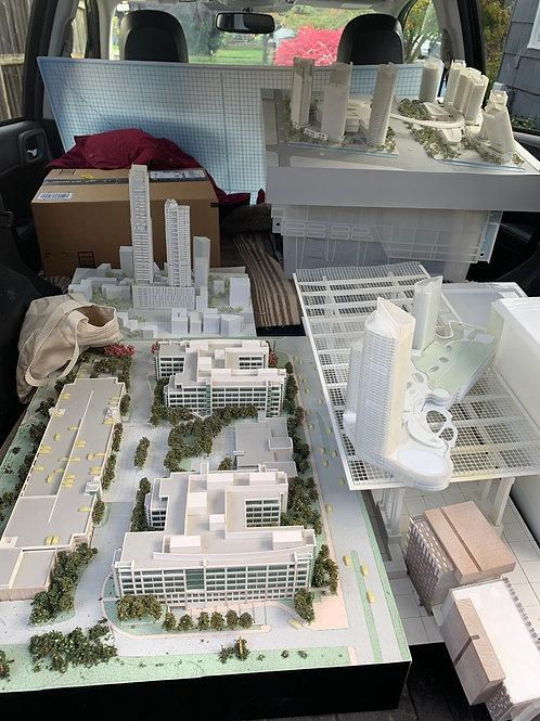 Modern Architectural Models