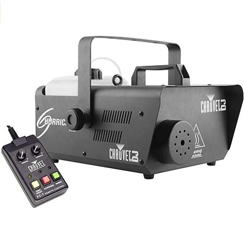 High-Output Fog Machine w/Timer Remote
