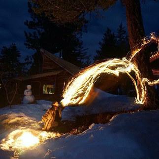 SPFX fire