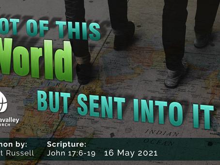 Sunday Service - 16 May 2021