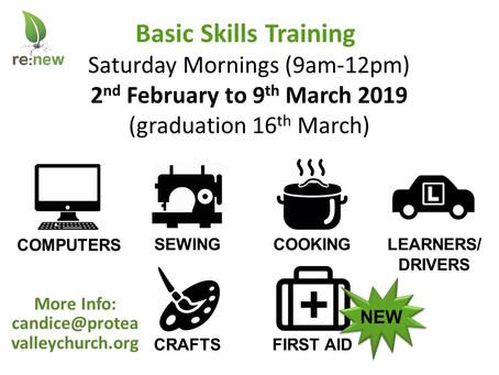 Basic Skills Training 2019