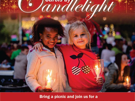 CAROLS BY CANDLELIGHT AT AVONDALE GARDENS