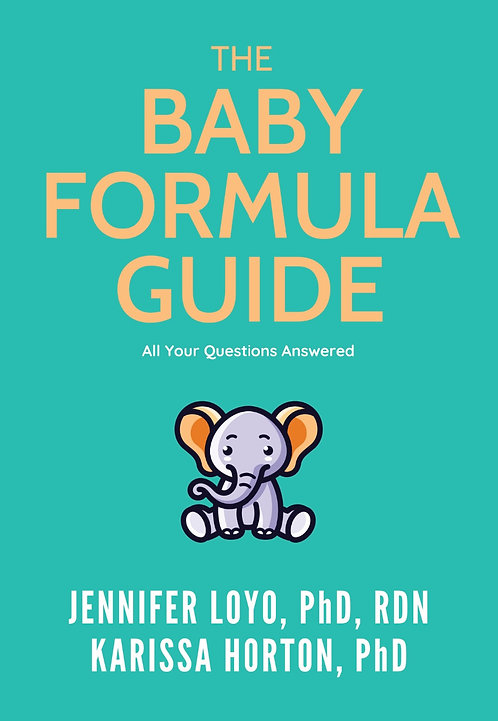 The Baby Formula Guide