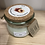 Thumbnail: Bougie à la cire de soja - bougiesmauves