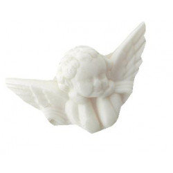 Savon fantaisie ange blanc - Senteur Rose