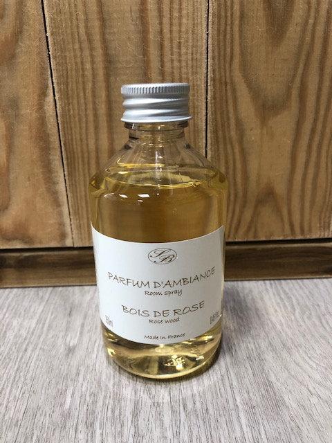 Recharge parfum flacon 250ml pour Bois Parfumé