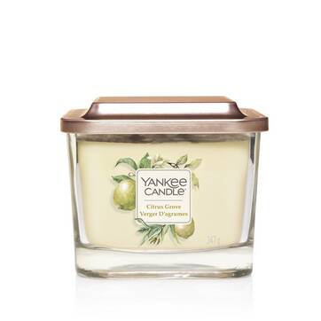 Bougie Collection Elevation Verger d'Agrumes - Yankee Candle