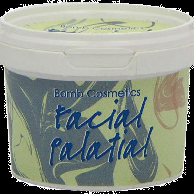 Exfoliant visage - Facial Palatial - Bomb cosmetics