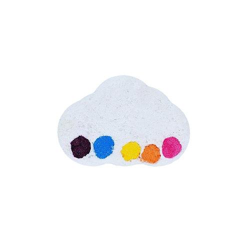 Bombe de bain Watercolor - Raining Rainbows