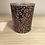 Thumbnail: Photophores en verre Sheridan décor cuivré - Yankee Candle