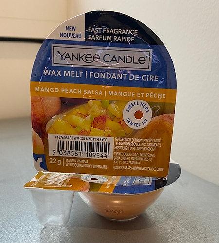 Tartelettes Yankee Candle - Mangue & Pêche