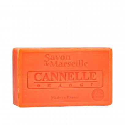 Savon de Marseille - Cannelle/Orange (100g)