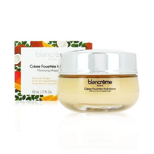 Crème visage fouettée hydratante Mangue/coco 50ml - blanc crème