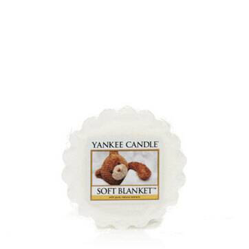 Tartelettes Yankee Candle - Couverture douce