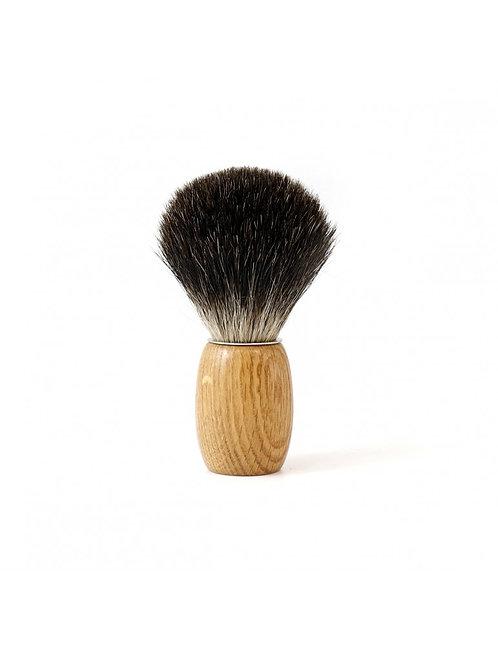 Blaireau en chêne et poil de blaireau véritable